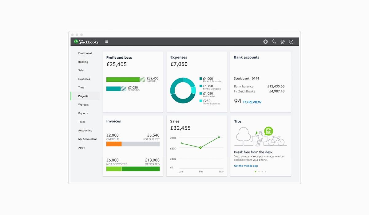 Quickbook accountants Sheffield